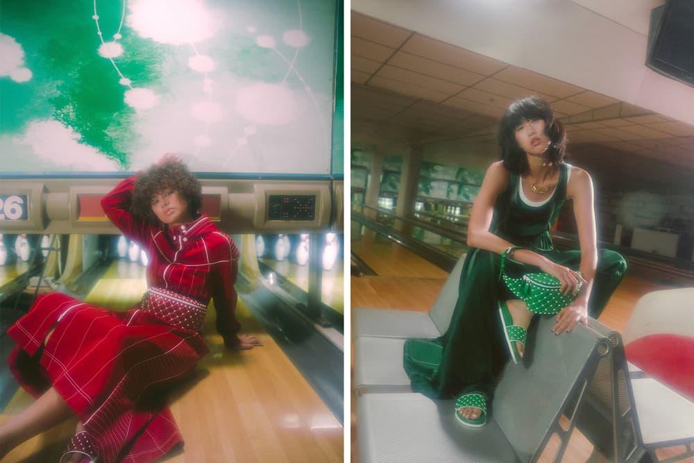 valentino lala takahashi junya undercover campaigns hong kong pop up bowling