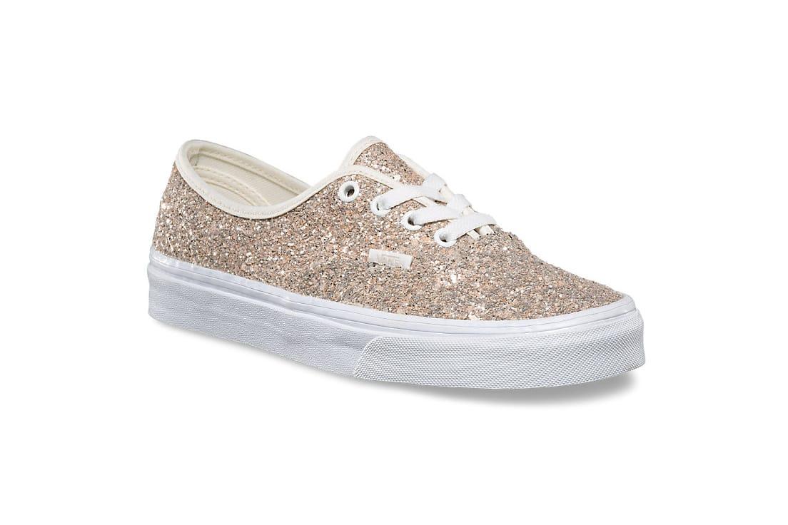 Peep Vans' Chunky Glitter Sk8-Hi and