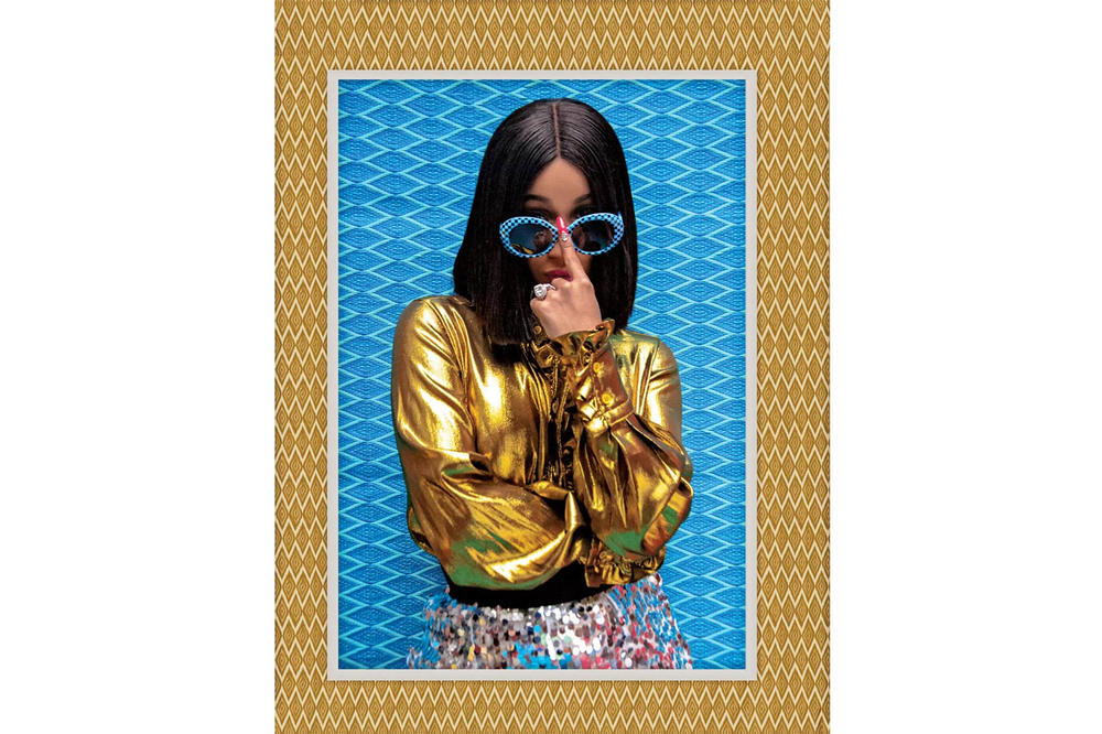 Cardi B The Cut Hassan Hajjaj