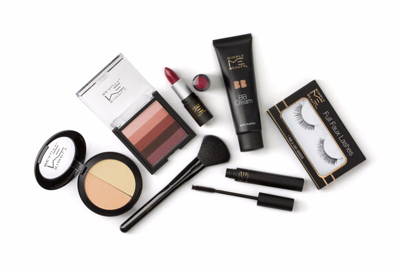 7-Eleven Simply Me Beauty Makeup Collection