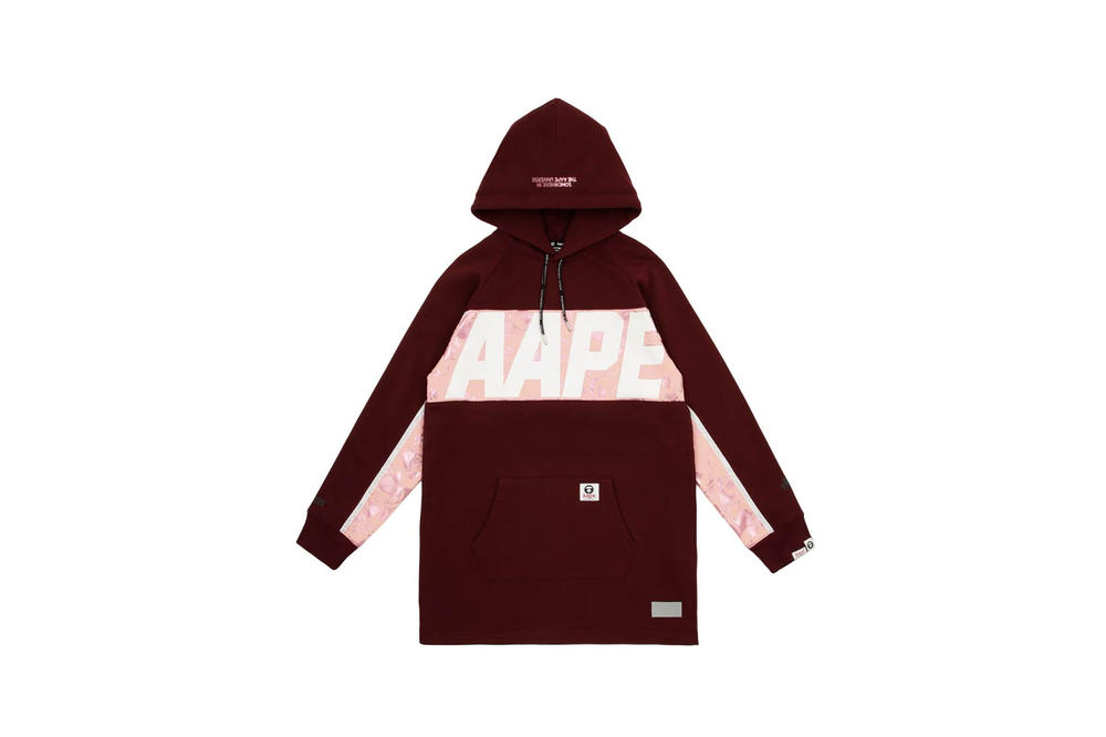 AAPE by A Bathing Ape Winter 2017 Collection Pink Camo