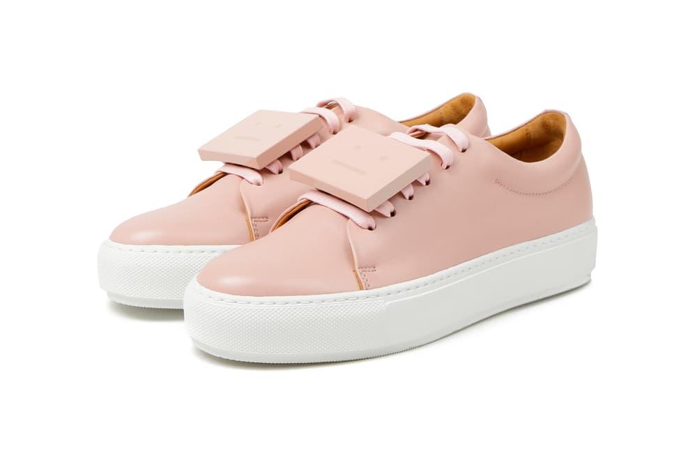 Acne Studios Adriana Pale Pink