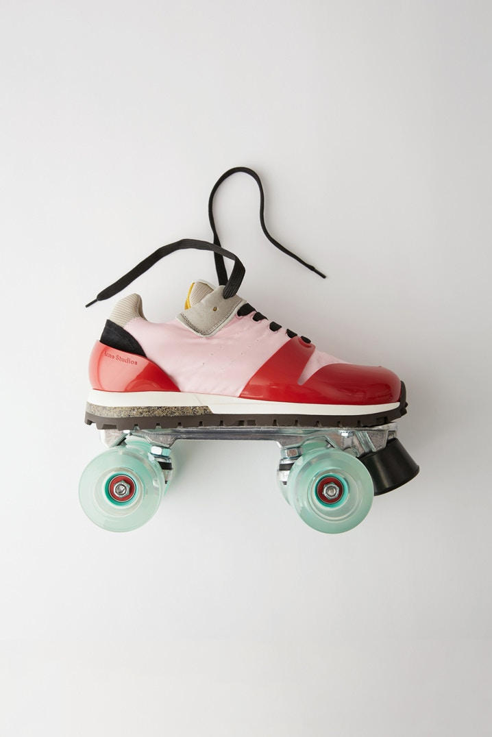 Acne Studios Diner Capsule Collection Roller Derby Skates Sneakers Rollerblades
