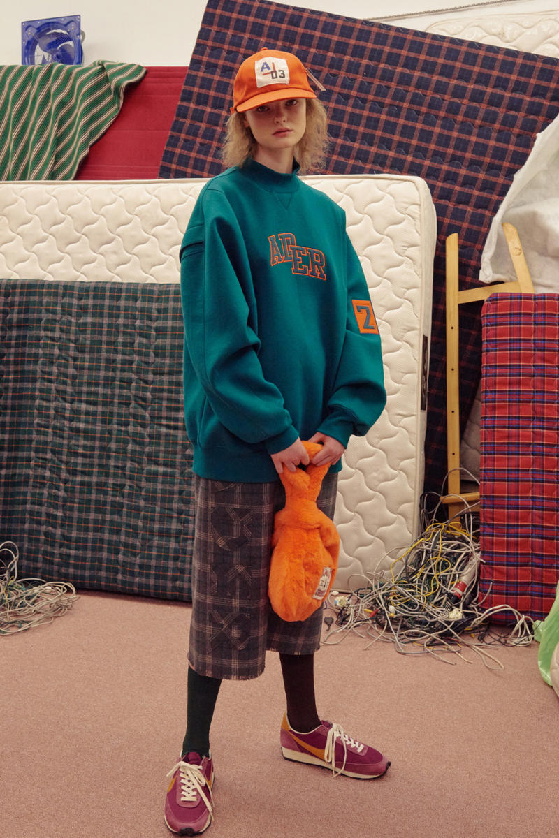Ader Error Fall/Winter 2017 Collection Lookbook