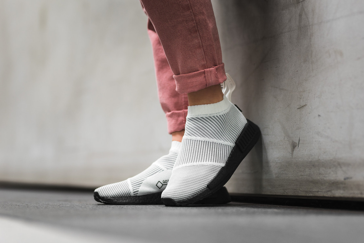 reputable site 8620f 22dc6 adidas NMD City Sock GORE-TEX Pack On-Feet | HYPEBAE