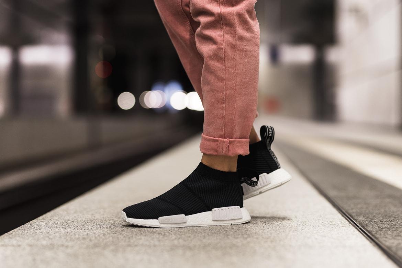 reputable site 67d88 28722 adidas NMD City Sock GORE-TEX Pack On-Feet | HYPEBAE