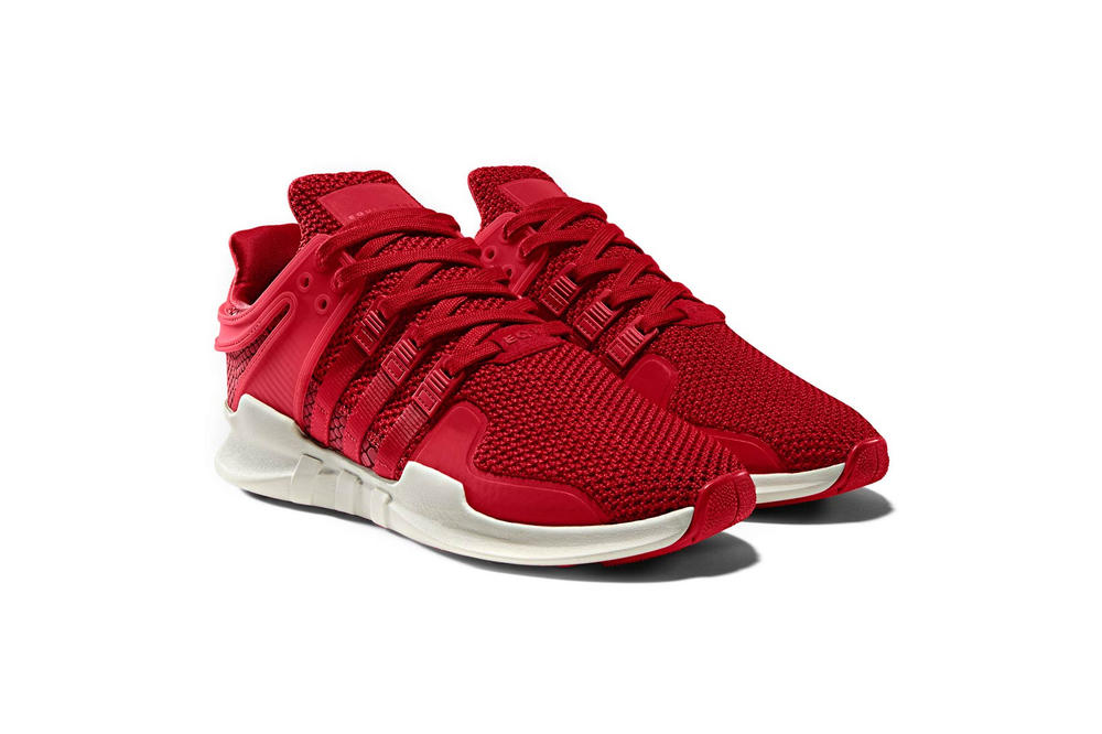 adidas Originals EQT Support ADV Snakeskin Red White Black