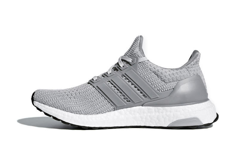 adidas UltraBOOST Multi White Grey Black