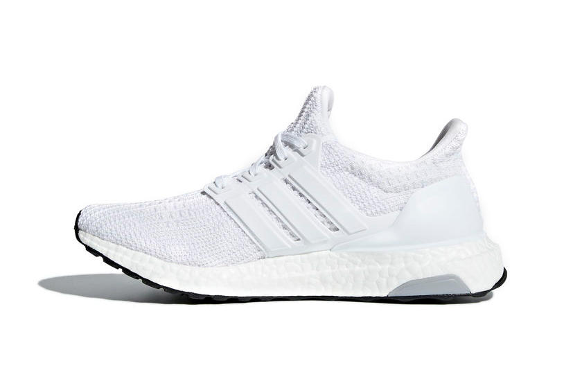 adidas UltraBOOST Multi White Grey Black