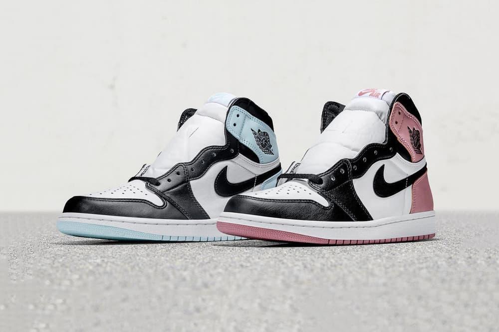 Nike Air Jordan 1 Igloo And Rust Pink Hypebae