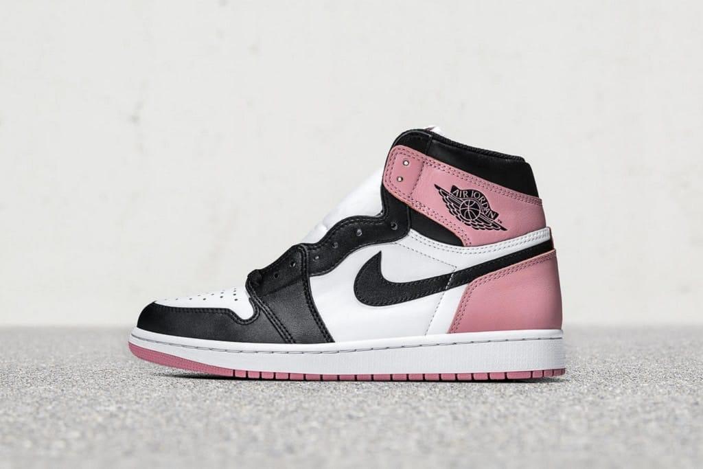 pink jordans infant