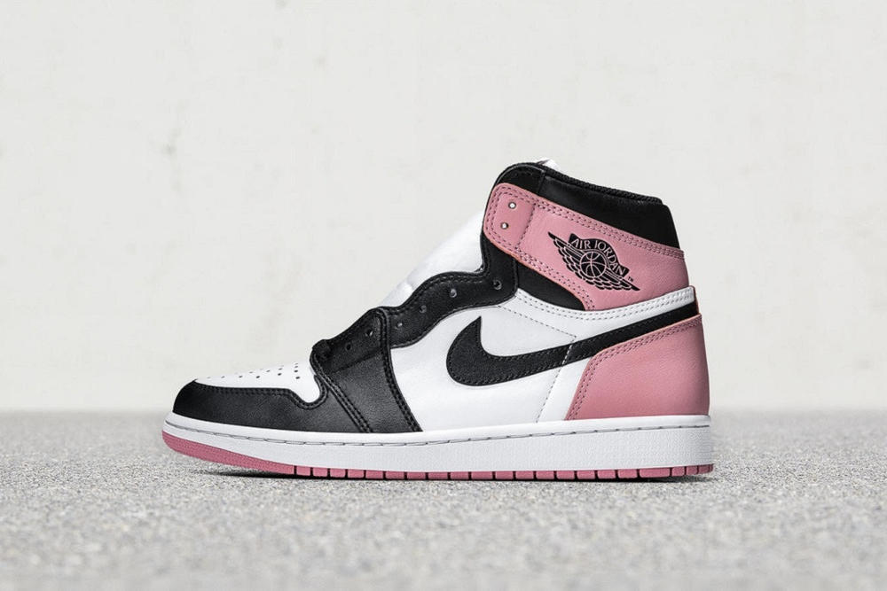 Nike Air Jordan 1 Igloo Rust Pink Baby Blue Pastel Art Basel Exclusive