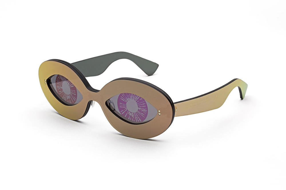 Andy Warhol x SUPER by RETROSUPERFUTURE Untitled (Eyes) Sunglasses