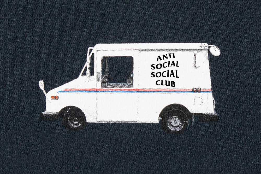 Anti Social Social Club Shipping Apology