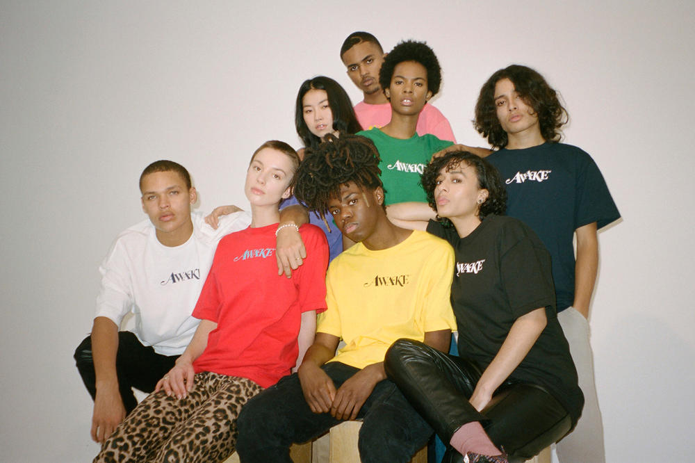 Awake NY Fall/Winter 2017 Collection Lookbook Angelo Baque