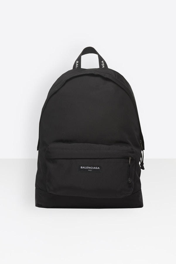 Balenciaga Demna Gvasalia SINNERS Capsule Collection Accessories Backpack