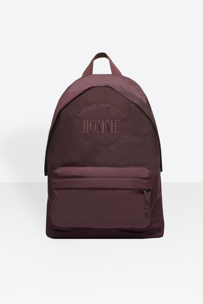 Balenciaga Demna Gvasalia SINNERS Capsule Collection Accessories Backpack