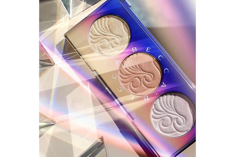 Becca Cosmetics Light Waves Highlighter Palette