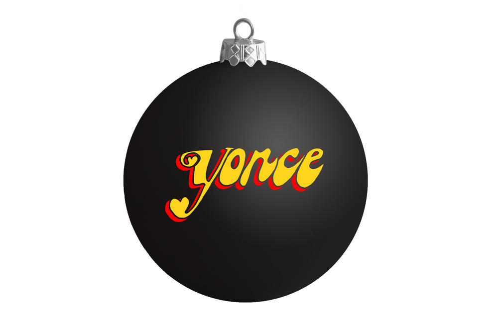 Beyoncé Holiday Merchandise Collection Christmas Theme Lemonade Beyhive Fan Onepiece Ornaments