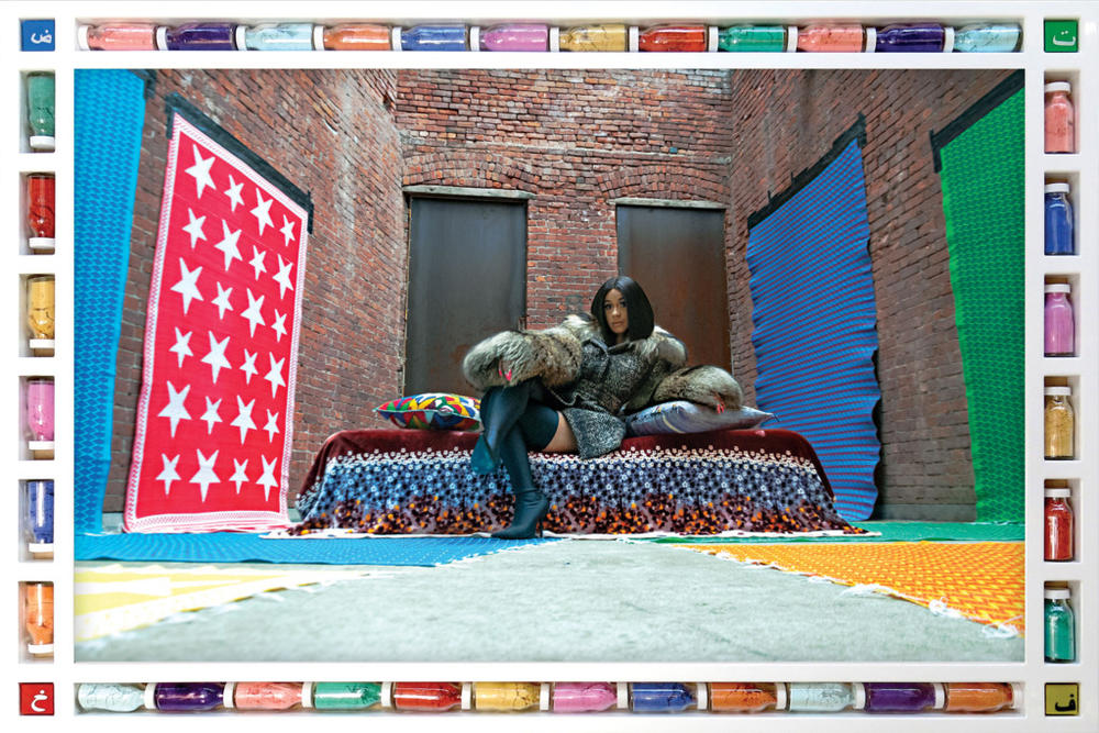 Cardi B New York Magazine Cover Interview November Bodak Yellow Rap Success Music