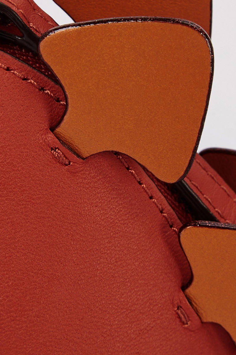 Coach 1941 Leather Unicorn Dinosaur Coin Purse Bag Pink Orange Cute Accessories Harvey Nichols