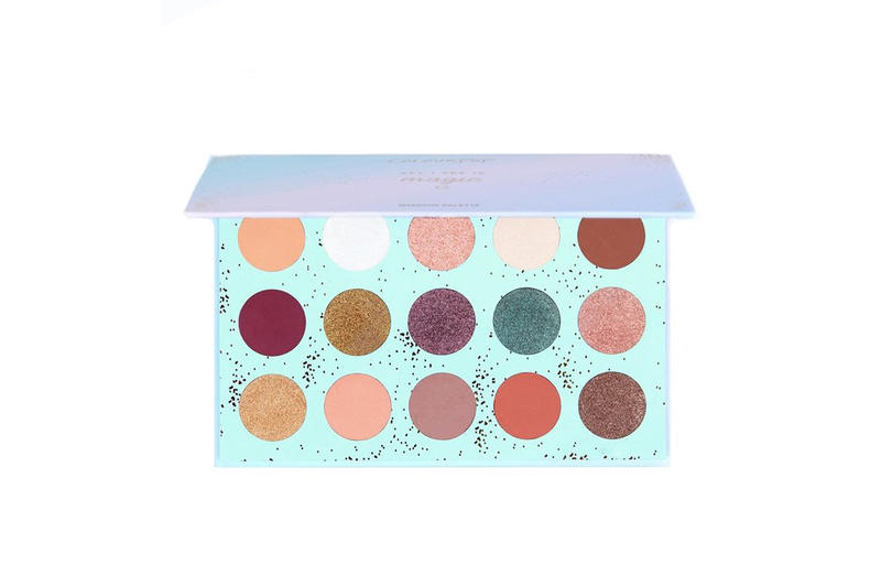 ColourPop Holiday Christmas Makeup Collection Lipstick Eyeshadow Palette Highlighter Lipstick Beauty Cosmetics