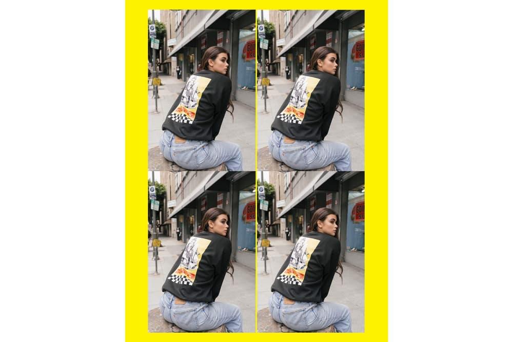 Dimepiece LA Winter 2017 Collection Pop Up Lookbook