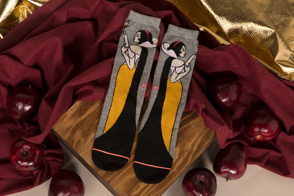 Disney Snow White Stance Socks