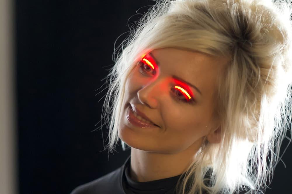 CGTN LED Eyelashes