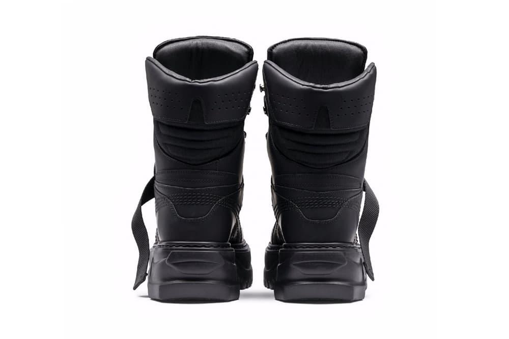 8d01c653579 Fenty PUMA by Rihanna Winter Boot Nubuck Black Dove Lark Beige White Cream