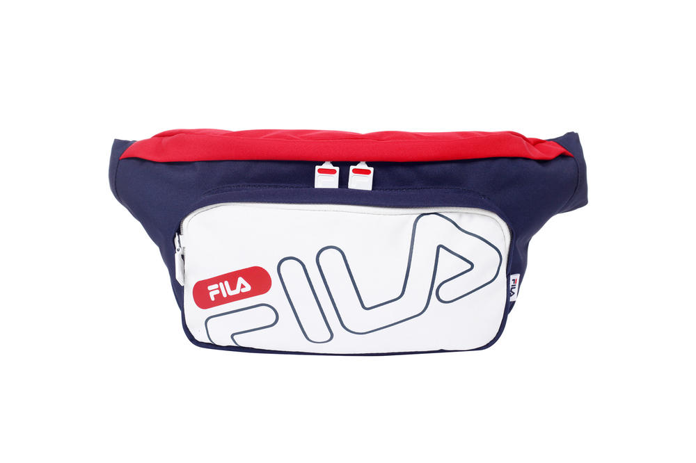 FILA Hip Sack Mini Crossbody Bag Ink Navy