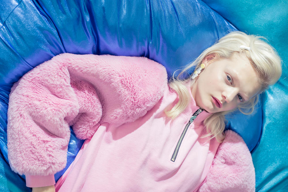 GEM Fall/Winter 2017 Campaign Lazy Oaf