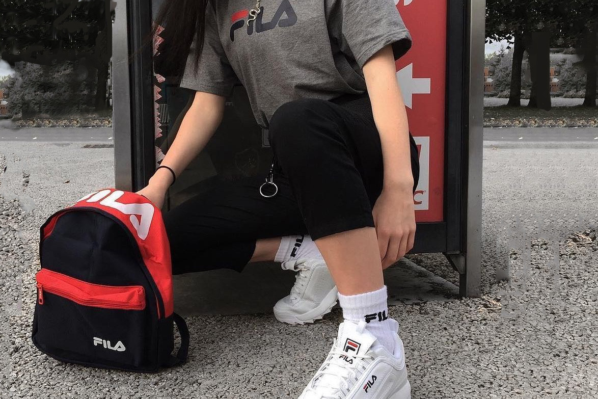 Get the HYPEBAE Look: FILA Outfit