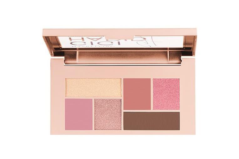 Gigi Hadid Maybelline Makeup Collection Full Range Lipstick Eyeshadow Highlighter Palette Beauty