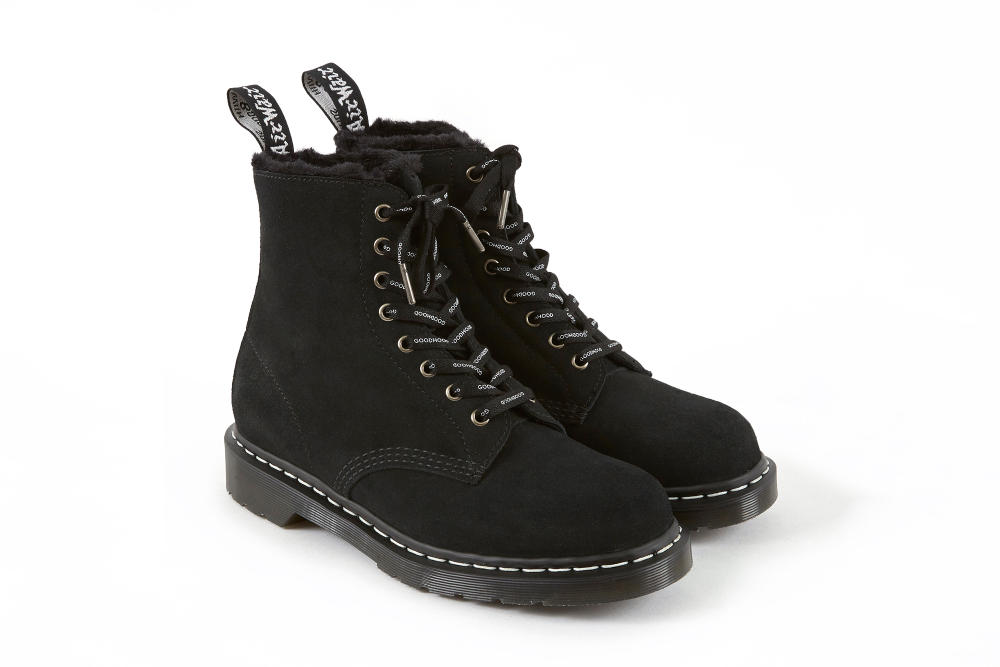 Goodhood Dr Martens Collaboration Boot
