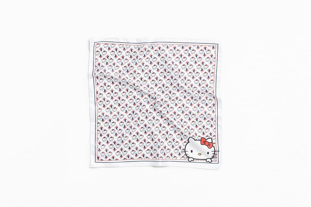 Hello Kitty Sanrio x FILA Collection Urban Outfitters