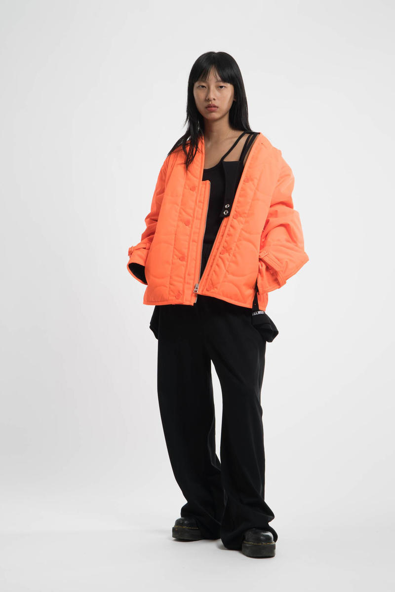 Shayne Oliver Helmut Lang Resort 2018 Collection Fashion Clothes Streetwear Street Style Looks