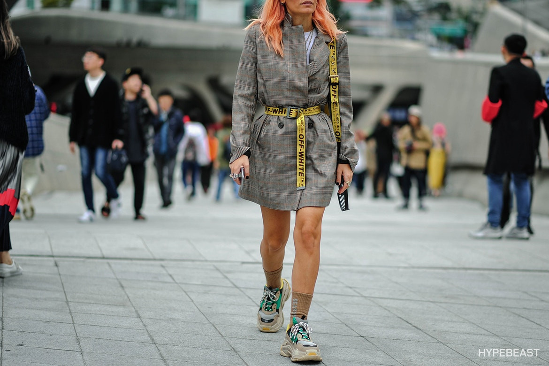 Wear the Balenciaga Triple-S Outfit