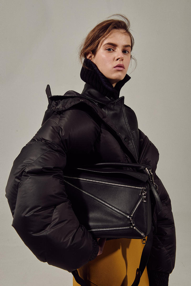 IENKI IENKI Puffer Jacket Ukraine Fall Winter 2017 Collection Lookbook