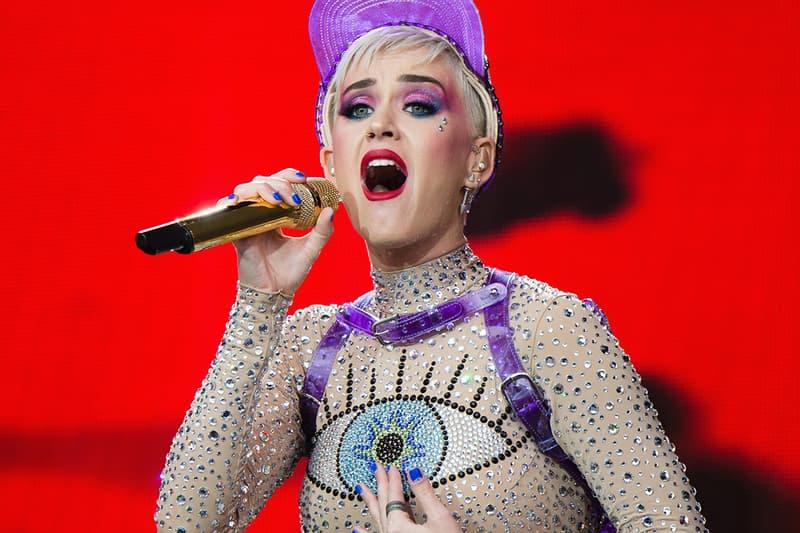 Katy Perry Victorias Secret Fashion Show Shanghai China Ban 2017