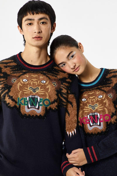 KENZO Holiday 2017 Capsule Collection