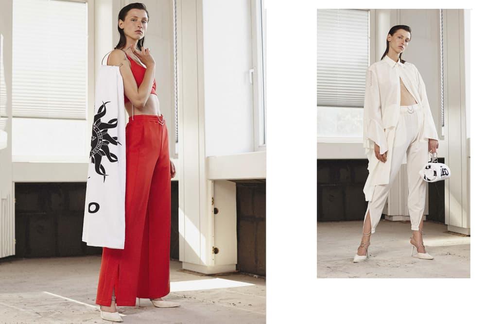 LÉO Spring/Summer 2018 Collection