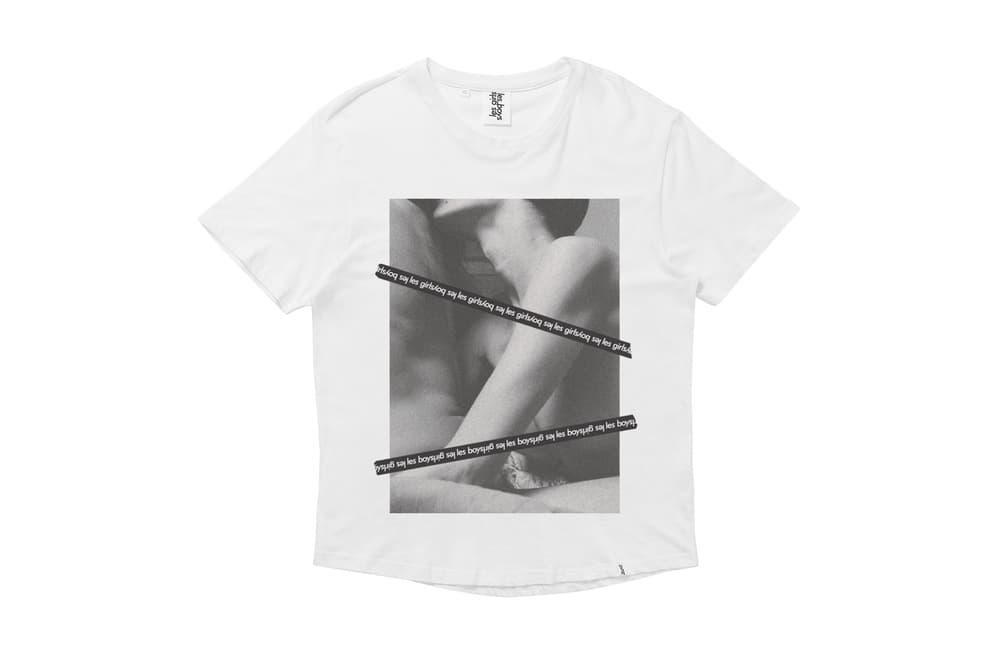 Les Girls Les Boys Censorship T-Shirt