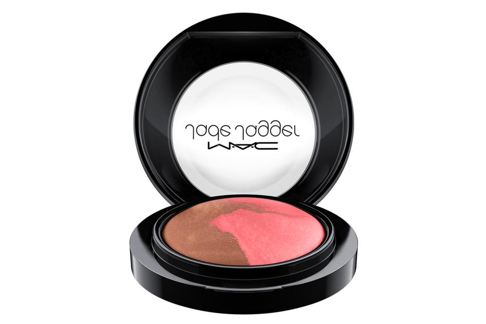 Jade Jagger MAC Cosmetics Makeup Collaboration Collection Eyeshadow Lipstick Rouge Bronzer Blush Punk Rock and Roll