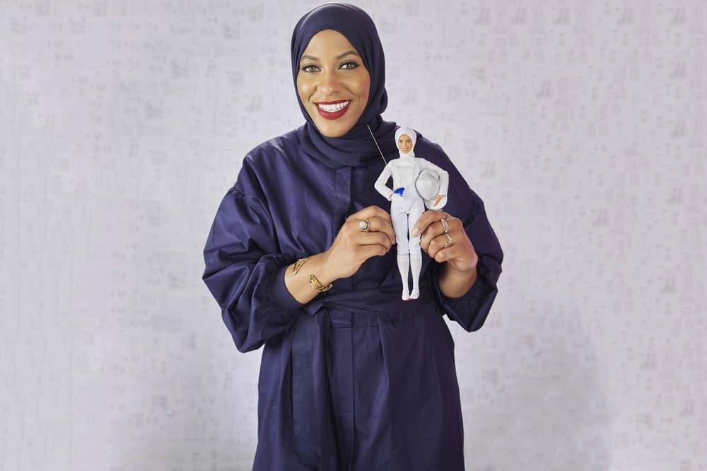 Barbie Shero Doll Ibtihaj Muhammad Hijab