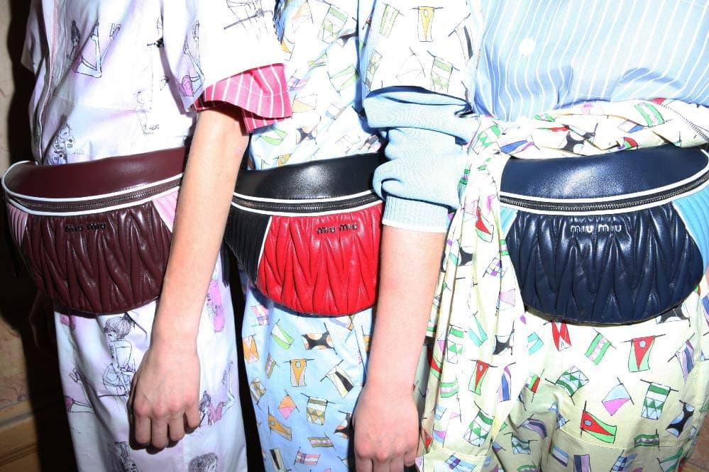b83be39911ba Miu Miu's Rider Bag Is the Perfect Fanny Pack | HYPEBAE
