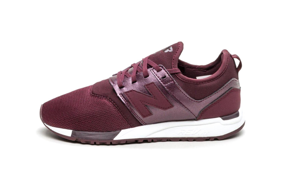 New Balance 247 Chocolate Cherry