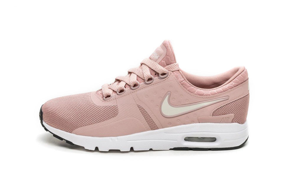 new styles efad6 78cd9 Nike Air Max Zero Particle Pink