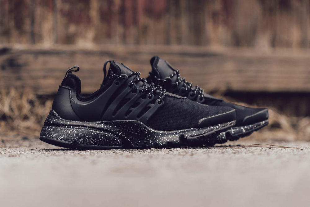 Nike Air Presto Ultra SI Black