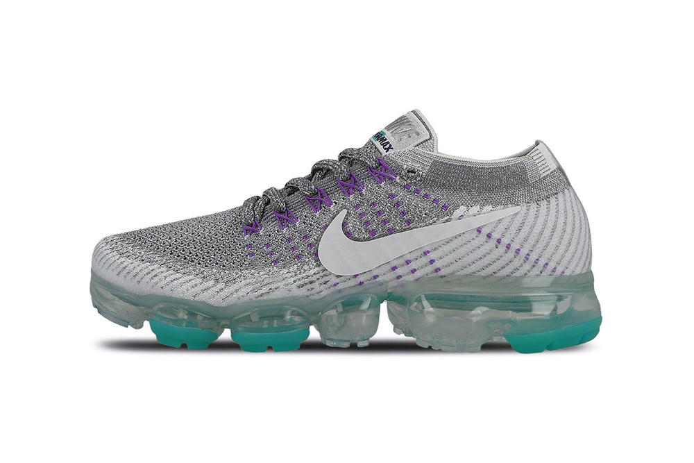 Nike Air VaporMax Flyknit Grape Heritage Pack